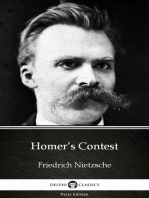 Homer's Contest by Friedrich Nietzsche - Delphi Classics (Illustrated)