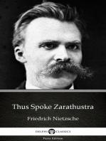 Thus Spoke Zarathustra by Friedrich Nietzsche - Delphi Classics (Illustrated)