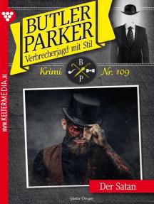 Butler Parker 109 – Kriminalroman: Der Satan