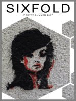 Sixfold Poetry Summer 2017