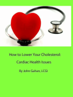 How to Lower Your Cholesterol