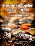 Hexenkalender 2017/2018