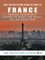 What You Need to Know Before You Travel to France