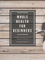 Whole Health for Beginners