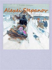Alexei Stepanov: Selected Paintings