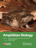 Amphibian Biology, Volume 11, Part 3