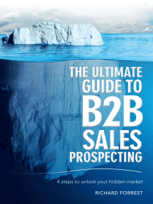 The Ultimate Guide to B2B Sales Prospecting: 4 Steps to Unlock Your Hidden Market