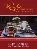 The Lifegiving Table Experience