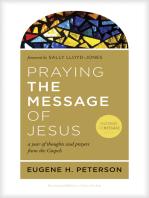 Praying the Message of Jesus