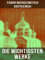 Die wichtigsten Werke von Dostojewski