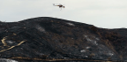 Showers Aid Firefighters Hoping To Contain California Wildfire