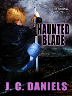 Haunted Blade Colbana Files #6