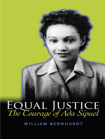 Equal Justice: The Courage of Ada Sipuel