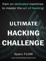 Ultimate Hacking Challenge: Hacking the Planet, #3