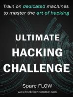 Ultimate Hacking Challenge