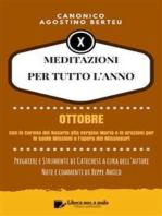 MEDITAZIONI PER TUTTO L'ANNO - Preghiere e Strumenti di Catechesi a cura dell'autore
