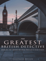 THE GREATEST BRITISH DETECTIVES - Boxed Set