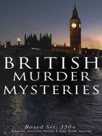 BRITISH MURDER MYSTERIES - Boxed Set