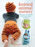 Knitted Animal Nursery
