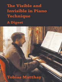 The Visible and Invisible in Piano Technique - A Digest