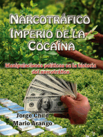 Narcotráfico imperio de la cocaina