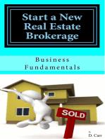 Start a New Real Estate Brokerage, Economically!