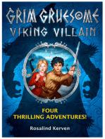 Grim Gruesome Viking Villain