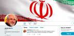 Iran's Foreign Minister Says He Won't Tweet in Persian Because of Twitter Censorship