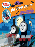 The Ghost Engine (Thomas & Friends Engine Adventures)