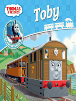 Toby (Thomas & Friends Engine Adventures)