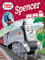Spencer (Thomas & Friends Engine Adventures)