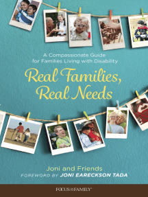 Real Families, Real Needs: A Compassionate Guide for Families Living with Disability