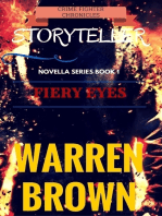 Crime Fighter Chronicles Storyteller