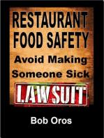 Restaurant Food Safety