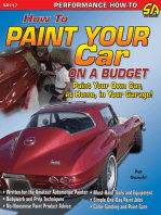 How to Paint Your Car on a Budget