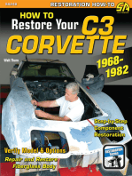 How to Restore Your Corvette