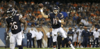Mitch Trubisky Makes Move up Bears Depth Chart