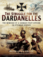 The Struggle for the Dardanelles: The Memoirs of a German Staff Officer in Ottoman Service