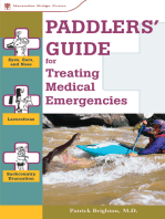 Paddlers' Guide to Treating Medical Emergencies