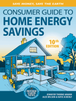 Consumer Guide to Home Energy Savings-10th Edition