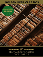 Harvard Classics Volume 22