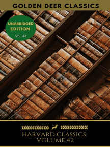 Harvard Classics Volume 42: English Poetry 3: Tennyson To Whitman