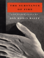 The Substance of Fire and Other Plays