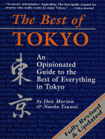 Best of Tokyo: Revised and Updated