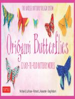 Origami Butterflies Ebook