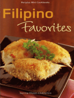Mini Filipino Favorites