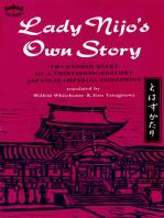 Lady Nijo's Own Story