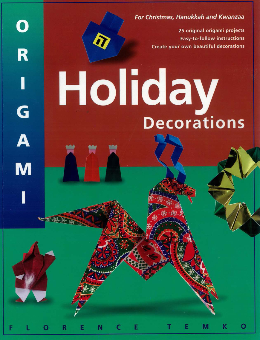 origami pamphlet – Playful Bookbinding and Paper Works   1140x870