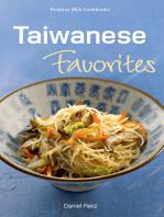 Mini Taiwanese Favorites