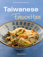 Mini Taiwanese Favorites